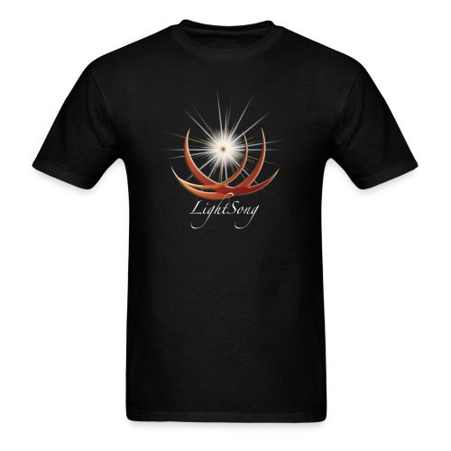 LightSong Logo - Men's T-Shirt