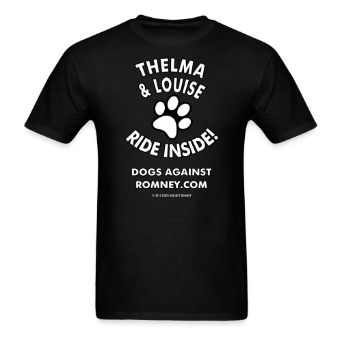 thelmalouise w m - Men's T-Shirt