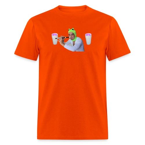 Salamander Man copy png - Men's T-Shirt