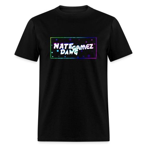 NateDawg Gamez Merch - Men's T-Shirt
