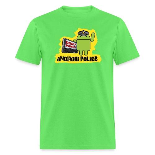 Debeloid Design 3 front - Men's T-Shirt