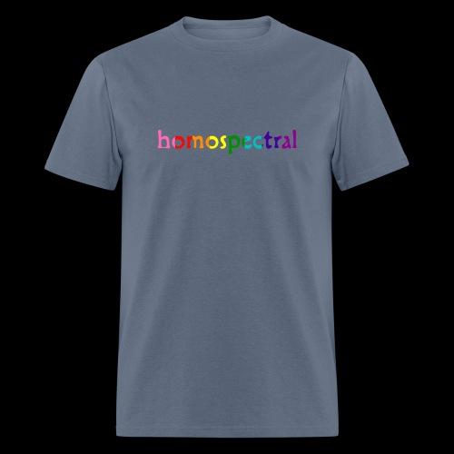 homospectral - Men's T-Shirt