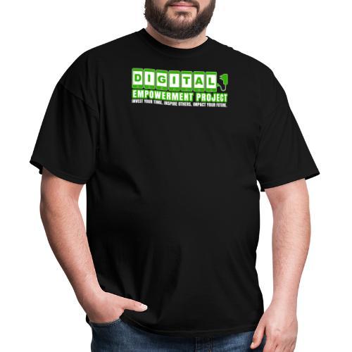 The DEP Premiere Logo - Men's T-Shirt