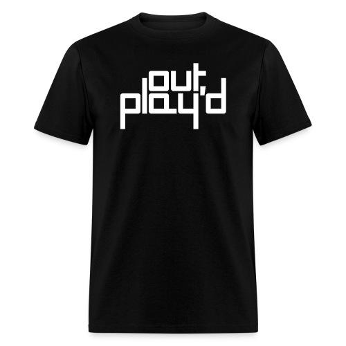 out play'd vanilla tee - Men's T-Shirt