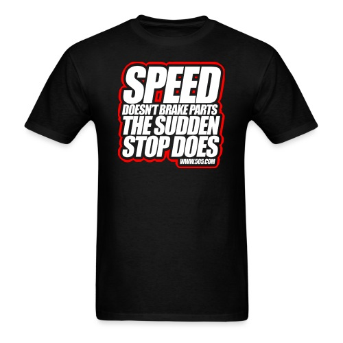 Speed png - Men's T-Shirt