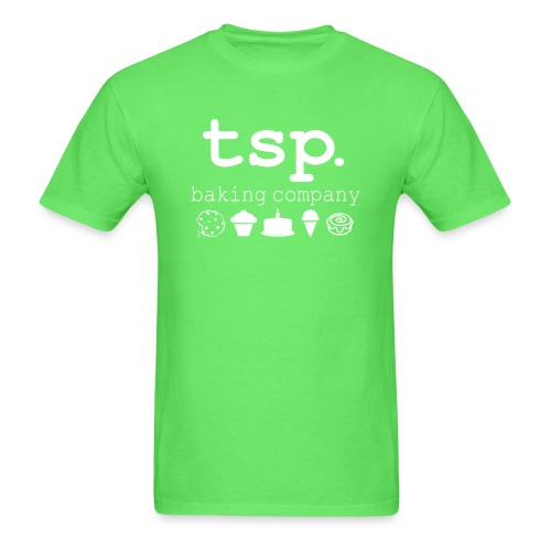 classic tsp. design - Men's T-Shirt