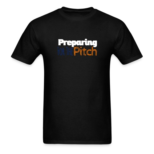Preparing For The Pitch - Men's T-Shirt