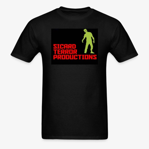 Sicard Terror Productions Merchandise - Men's T-Shirt