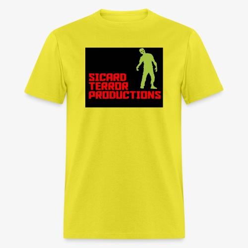 Sicard Terror Productions Merchandise - Men's T-Shirt