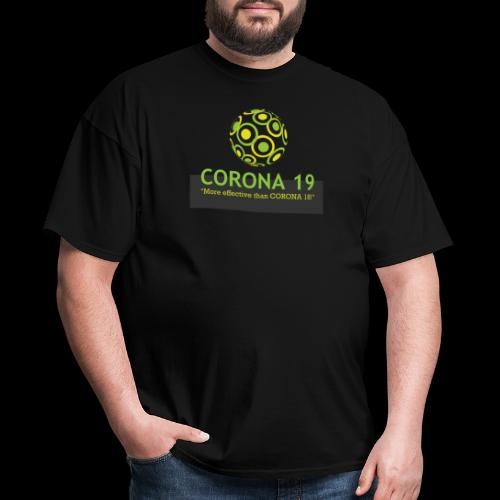 CORONA VIRUS 19 - Men's T-Shirt