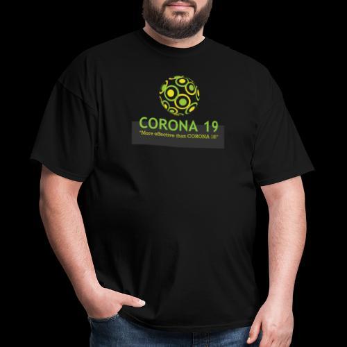 CORONA VIRUS 19 - Men's T-Shirt