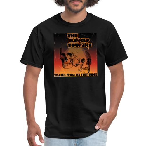 The Hanged Toupans - Tracks From SFU - Men's T-Shirt