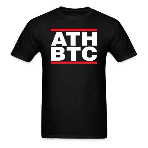BTC Tshirt - ATH - Men's T-Shirt