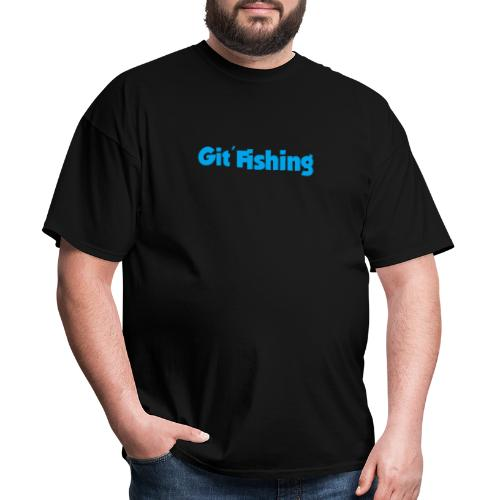 Git Fishing - Men's T-Shirt