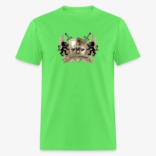 HOLY SPIRIT GOLD SHIELD - Men's T-Shirt