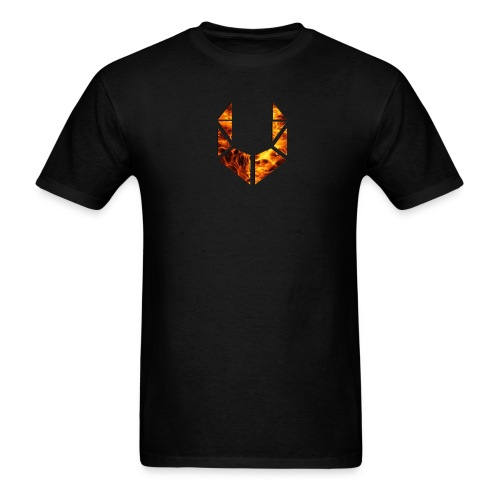 Unify Fire Logo - Men's T-Shirt