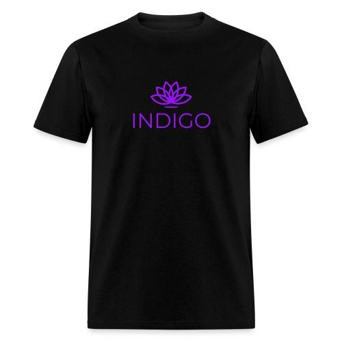 Purple Simple - Men's T-Shirt