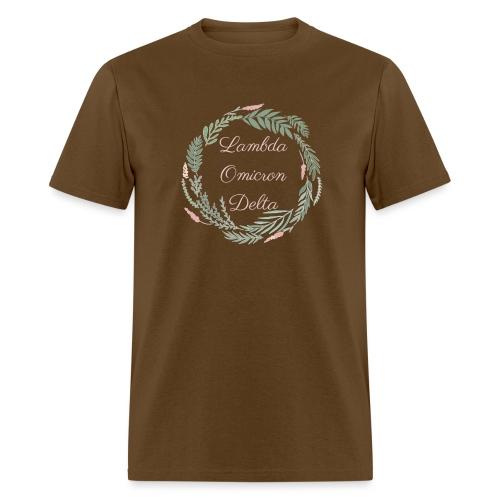 LOD Flower Wreath 1 - Men's T-Shirt