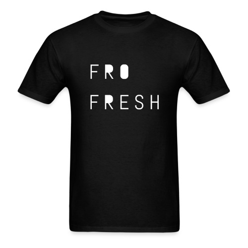 Fro fresh - Men's T-Shirt
