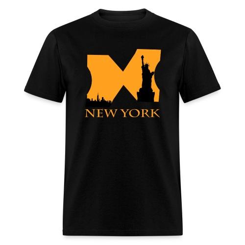 new york for design - Men's T-Shirt