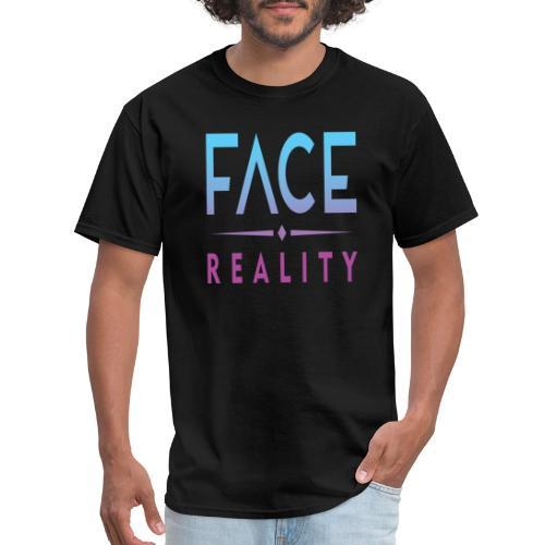 Face Reality - Men's T-Shirt