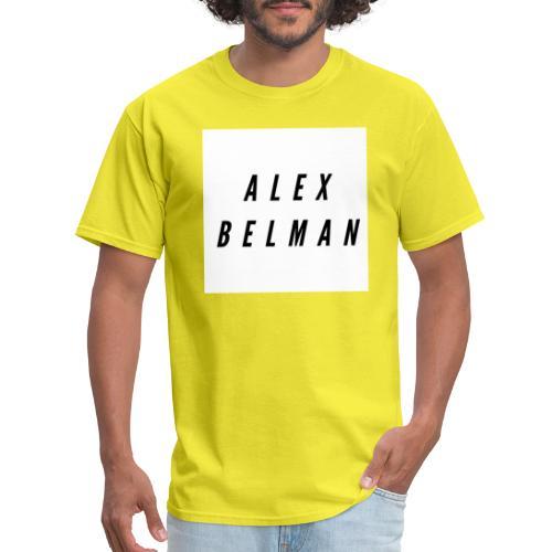 Alex Belman Logo - Men's T-Shirt