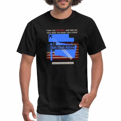 The Red Pill Store - Men's T-Shirt