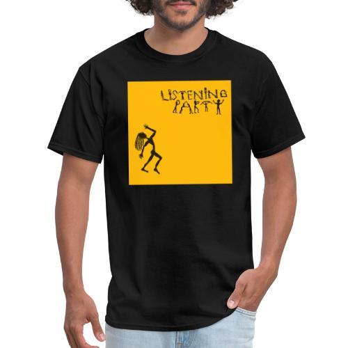 listening party - Men's T-Shirt