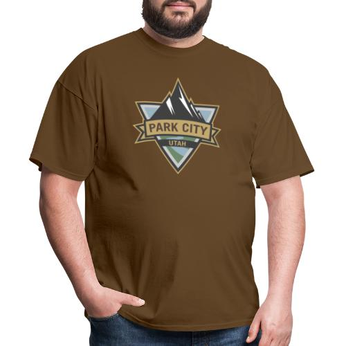 Park City, Utah - Men's T-Shirt