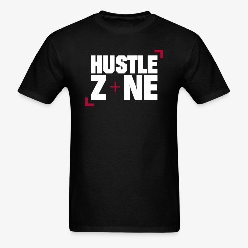 Hustle Zone TV - Men's T-Shirt