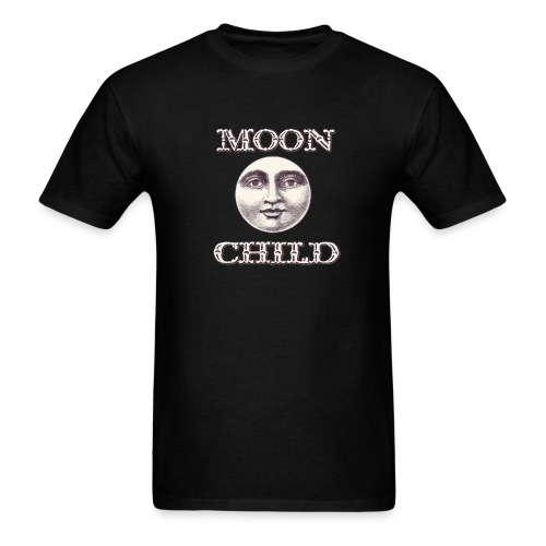 Moon Child Tshirt - Men's T-Shirt