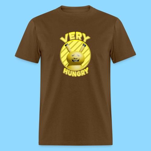 Very Hungry Logo - Men's T-Shirt