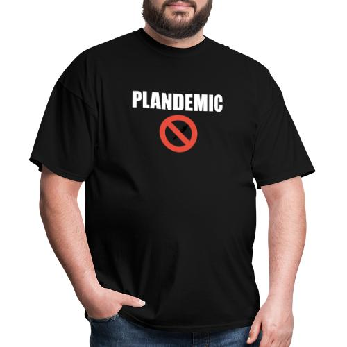 Plandemic - Men's T-Shirt