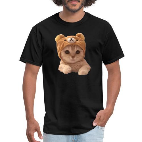 uwu catwifhat - Men's T-Shirt