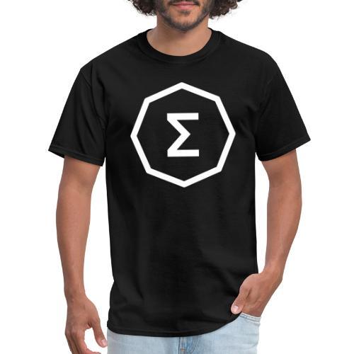 Ergo Symbol White - Men's T-Shirt