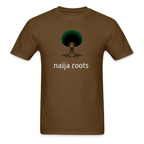 naijaroots - Men's T-Shirt