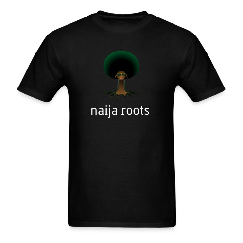 naijaroots - Men's T-Shirt