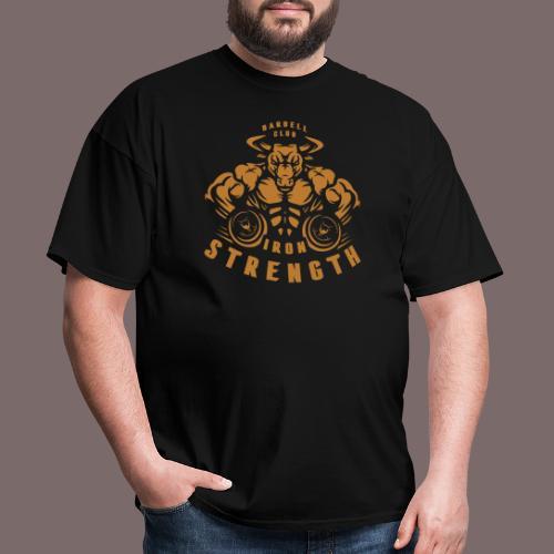 Gold Bull - Men's T-Shirt