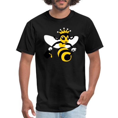 Queen Bee - Men's T-Shirt