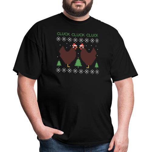 cluck cluck cluck - Men's T-Shirt