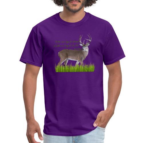 As the Deer - Men's T-Shirt