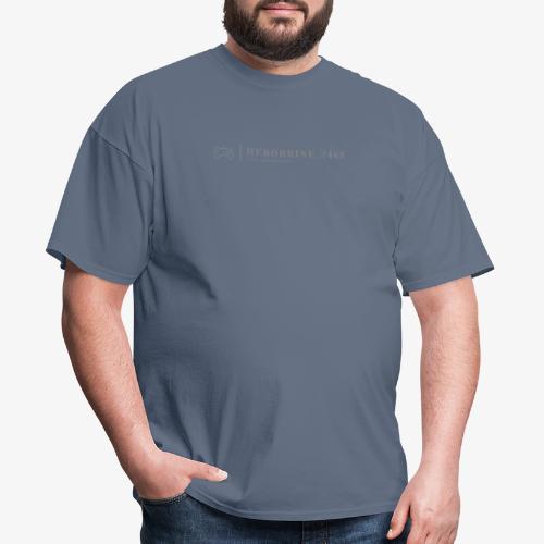 Instagrammer HeroBrine__2468's Logo - Men's T-Shirt