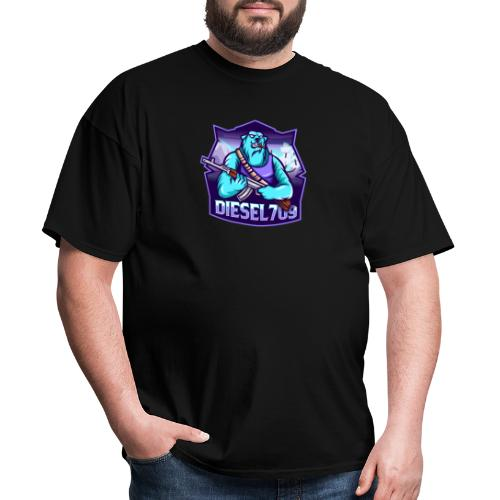 Polar Diesel Logo - Men's T-Shirt