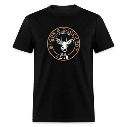 Spoon And Crock Pot Killing Shirt - Men's T-Shirt