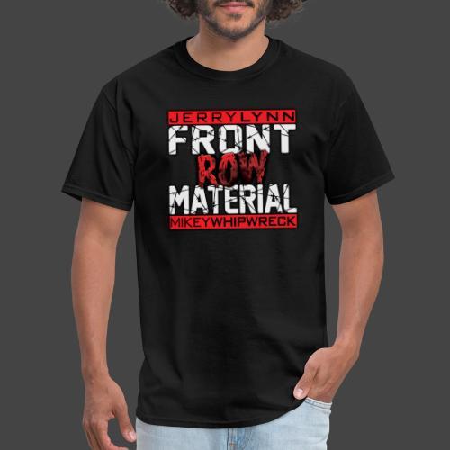 Front Row Material Logo - Men's T-Shirt