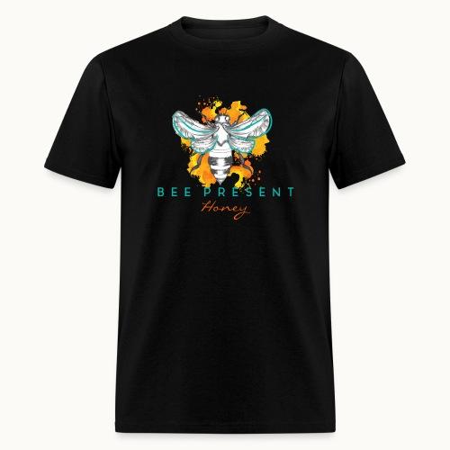 Bee Present Honey Tee - Men's T-Shirt
