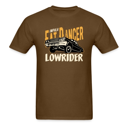 Chevy Impala - Fat Dancer - Men's T-Shirt