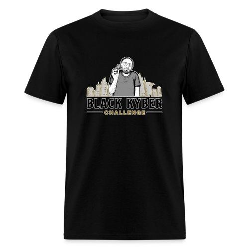 Black Cyber Challenge - Men's T-Shirt