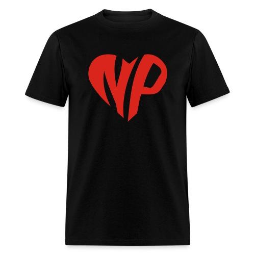 np heart - Men's T-Shirt
