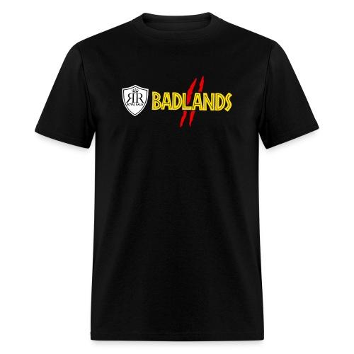 Badlands II logo - Men's T-Shirt